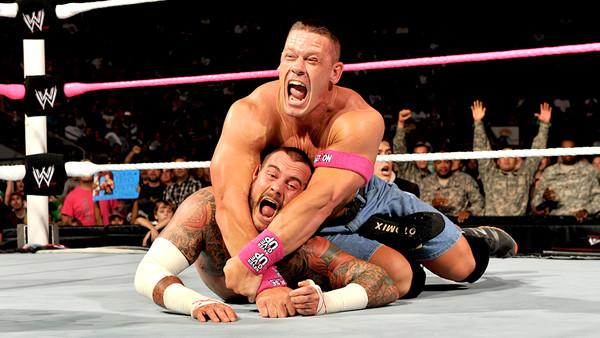 John Cena CM Punk