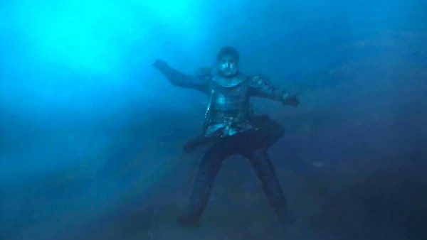 Game of Thrones Jamie Lannister Drowning