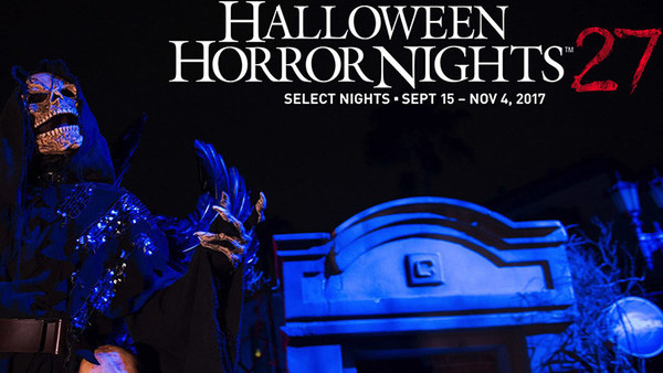 Halloween Horror Nights Universal Orlando