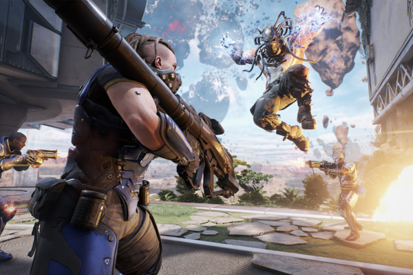 LawBreakers game