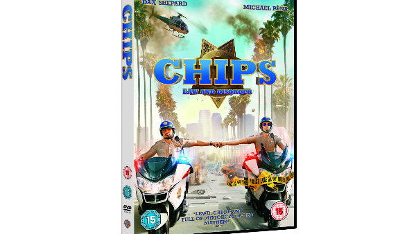 CHIPS: Law & Disorder DVD