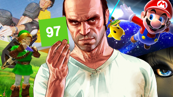 10 Highest-Rated Video Games On Metacritic - Ranked