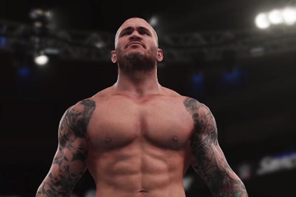 Randy Orton 2K18
