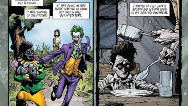 Joker Aunt Eunice