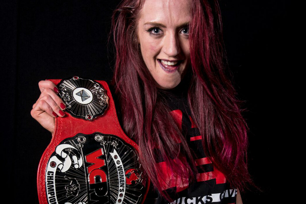 Defeating Viper at Built To Destroy 2017 made Kay Lee Ray the third WCPW Women's Champ.