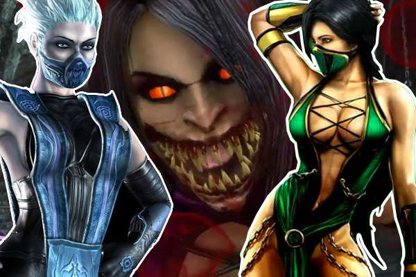 Mortal Kombat: Ranking All 7 Female Ninjas From Worst To Best