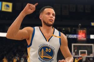 NBA 2K18 lebron