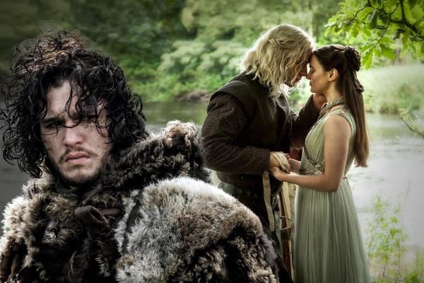 Game Of Thrones Jon Rhaegar Lyanna
