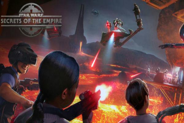 Secrets Of The Empire