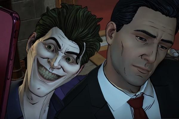 Batman The Enemy Within John Doe Bruce Wayne