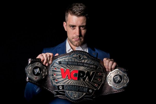 Joe Hendry's leadership of The Prestige has turned him into WCPW's most dominating champion.