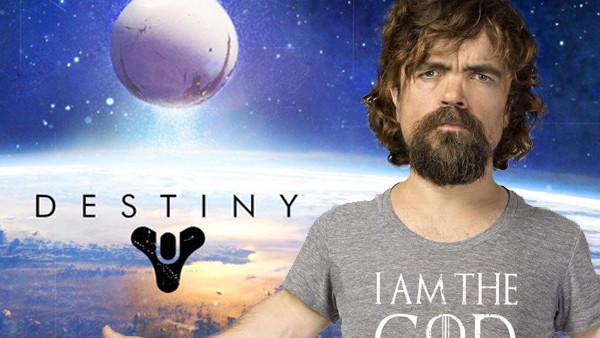 Destiny Peter Dinklage