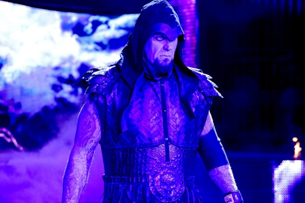 the undertaker The undertaker returned at 'raw 25,' and with rumors of him challenging john cena for a match, find out what went down.