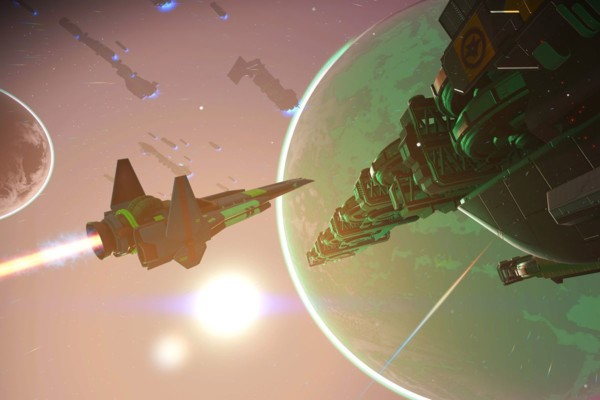 No Man's Sky gets huge  update, biggest expansion yet