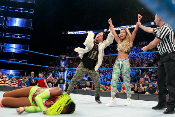 Carmella James Ellsworth Naomi