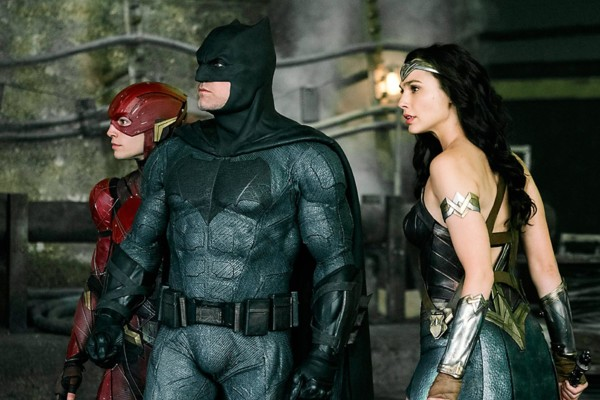 JUSTICE LEAGUE May Not Be Changing As Much As You Think