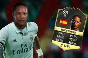 Alex Hunter FIFA 18