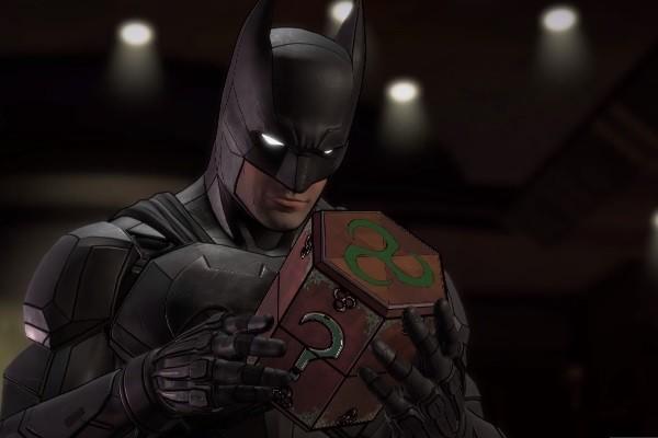 Batman The Enemy Within Batman