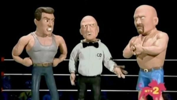 Austin McMahon Celebrity Deathmatch