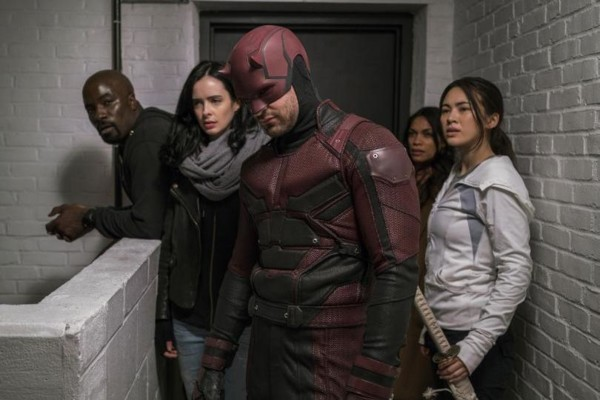 Daredevil The Defenders