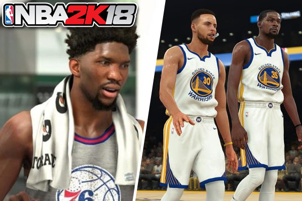 NBA 2K18: 10 New Screenshots You Need To See