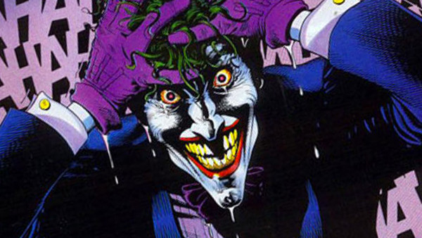 The Joker Man Who Laughs