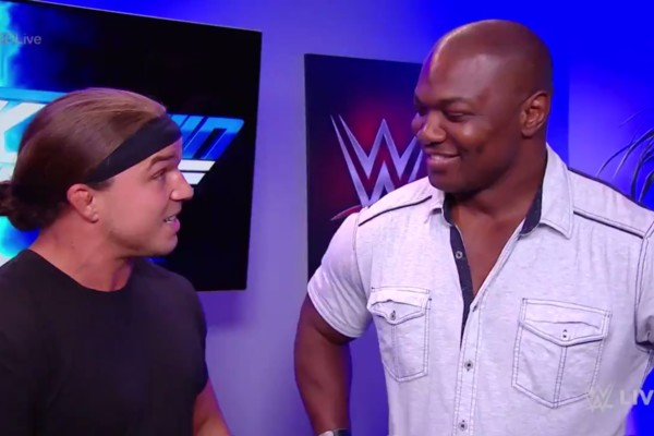 Shelton Benjamin Returns To WWE, Competing On SmackDown Live