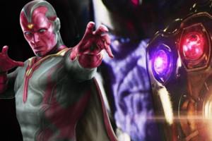 Vision Thanos