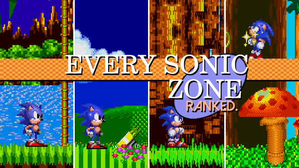 Ranking Every Classic Sonic The Hedgehog Level From Worst To Best