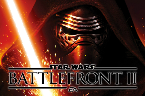 Star Wars Battlefront 2 Kylo