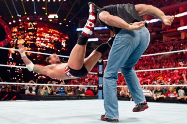 Alternate Footage of Brock Lesnar Raw Segment, More ECW Added to Network