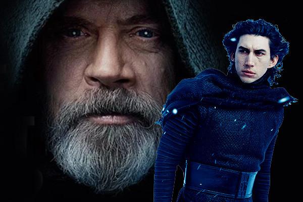 Luke Skywalker Kylo Ren