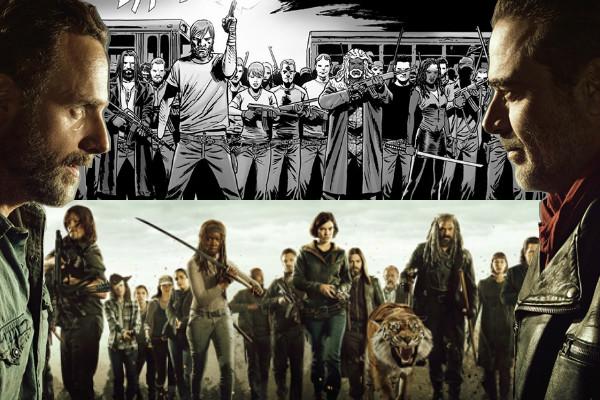 Resultado de imagem para the walking dead season 8