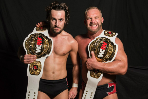 The student and teacher combo has been a success in WCPW.