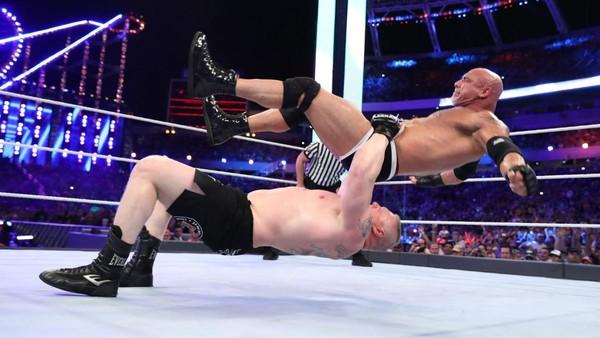 Brock Lesnar Goldberg