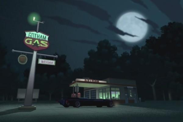 Batman And Harley Quinn Gas