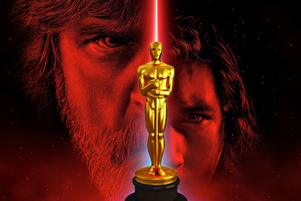 Star Wars The Last Jedi Oscar