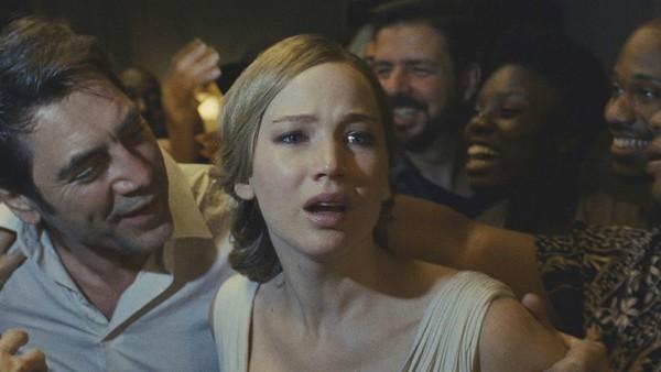 Jennifer Lawrence Mother!