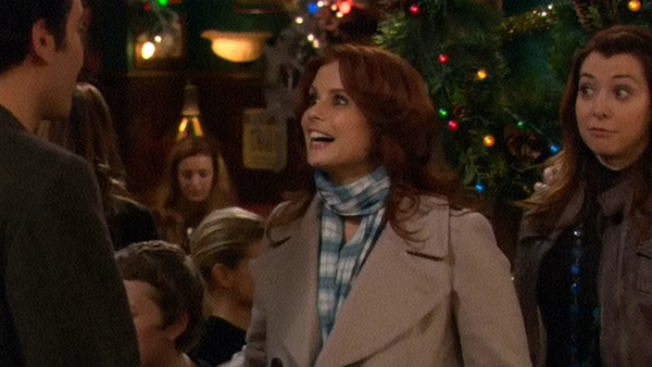 How I Met Your Mother Christmas.How I Met Your Mother Ranking All Ted S Love Interests From
