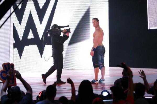 John Cena No Mercy 2017