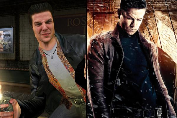 Max Payne Mark Walhberg