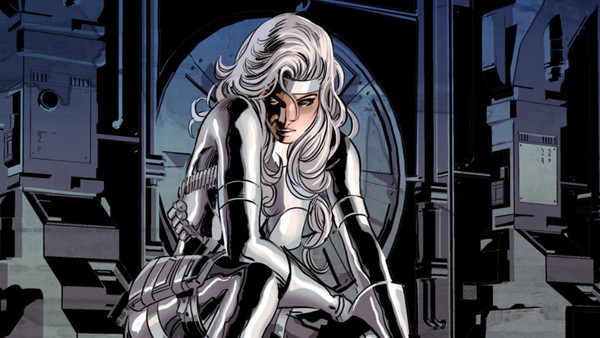 Silver Sable Marvel