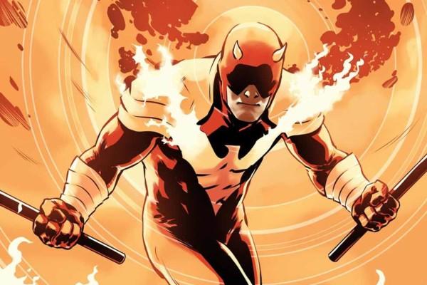 Daredevil Phoenix Variant Marvel Legacy