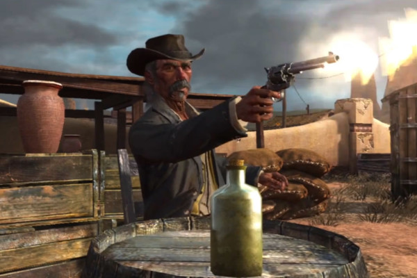 Meet Arthur Morgan in the new trailer for 'Red Dead Redemption 2'