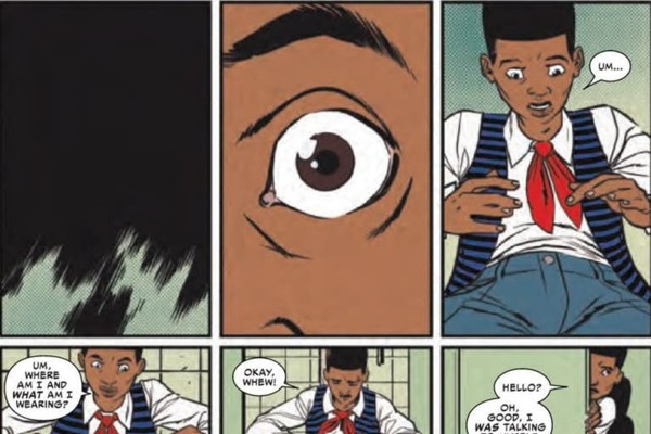 Generations: The Spiders Miles Morales