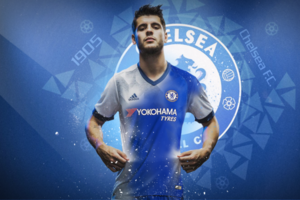 Alvaro Morata Chelsea