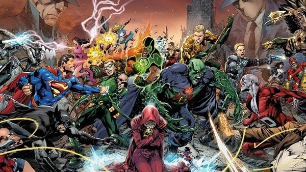 The New 52 Trinity War
