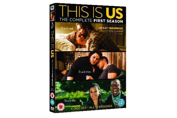 This Is Us DVD