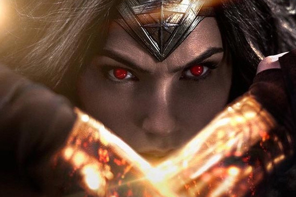 Wonder Woman Villain