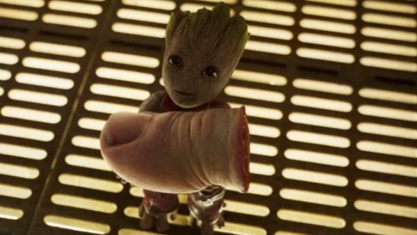 Guardians Of The Galaxy Vol 2 Groot Toe